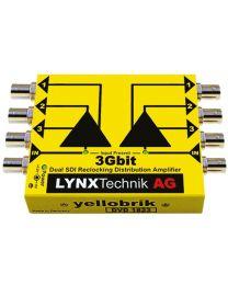 Lynx Technik yellobrik DVD 1823