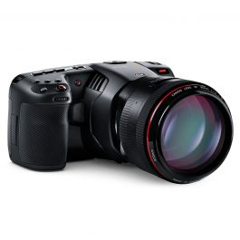 Blackmagic Design Pocket Cinema Camera 6k Body Only Esv