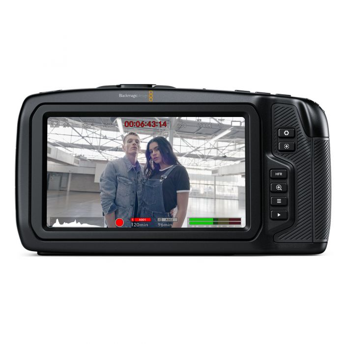 Blackmagic Design Pocket Cinema Camera 6K (Body Only)