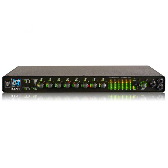 Metric Halo ULN8 3D USB-C Audio Interface