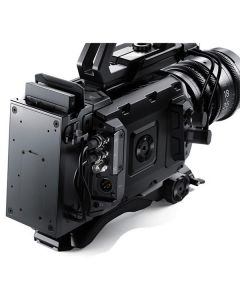 Blackmagic Design URSA Mini SSD Recorder on camera