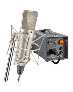 Neumann U 67 with PSU