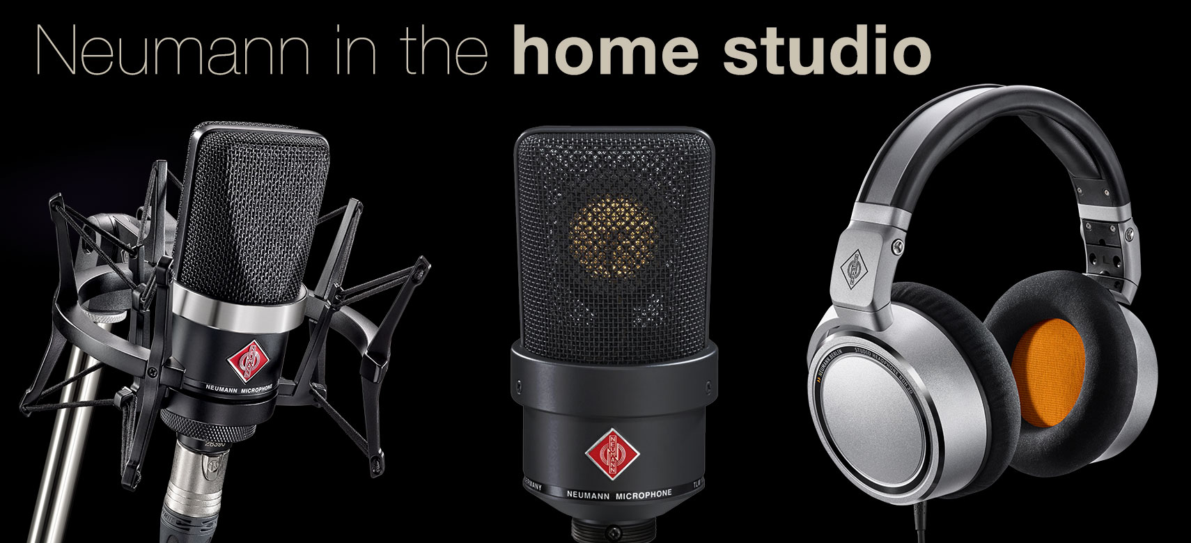 Neumann Home Recording