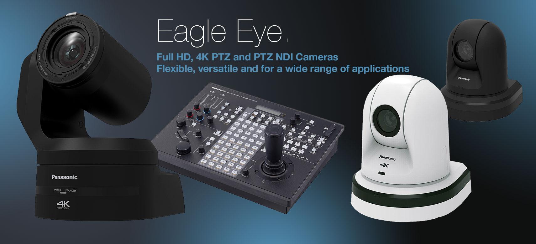 Panasonic Eagle Eye