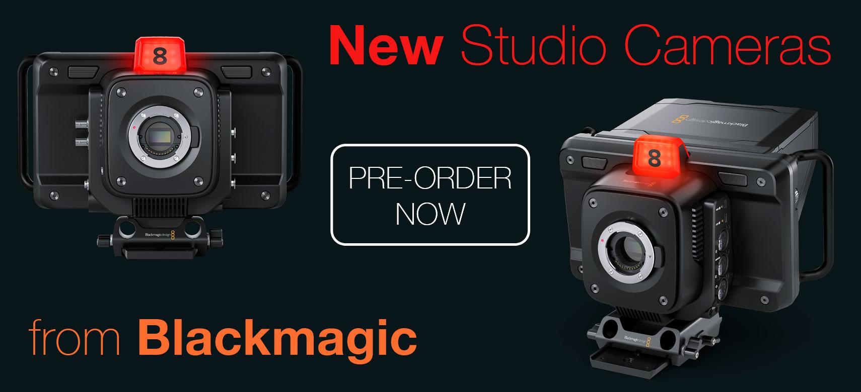 BMD Studio Camera 4K